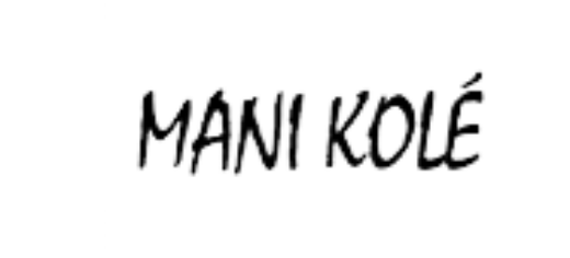 mani-kole